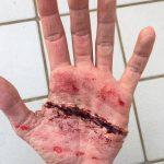 Tutorial per Halloween: un taglio sanguinoso… dove vuoi!