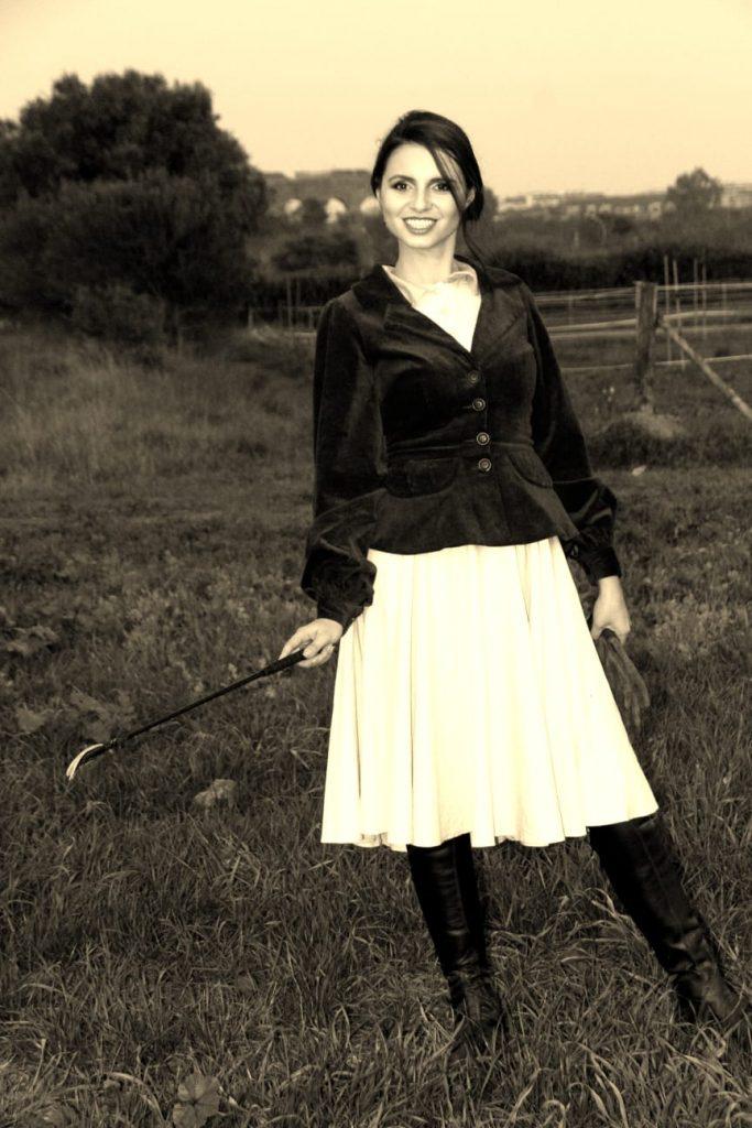 La Ragazza Preferita: Diana Chirila